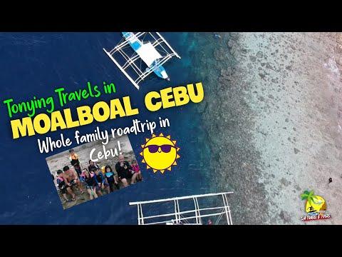 Moalboal Cebu: 1st Dive and Sardine run