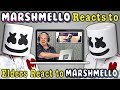 MARSHMELLO REACTS TO ELDERS REACT TO MARSHMELLO