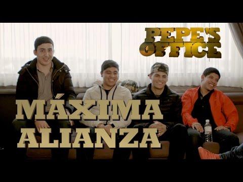 MÁXIMA ALIANZA CON PEPE GARZA - Pepe's Office - Thumbnail