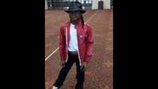 Marlin (TX) United States  city photo : 9 year old Marlin Michael Jackson dancer