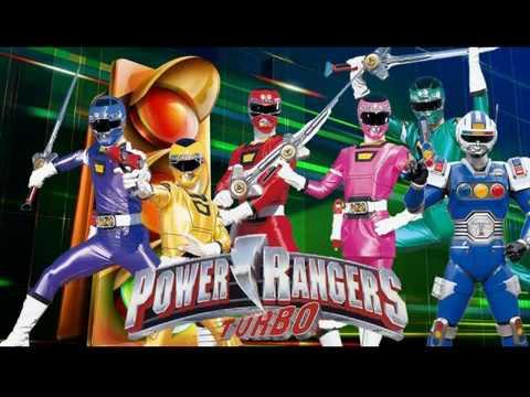 Power Ranger Turbo Theme (The FestEvil Extended Mix) (видео)