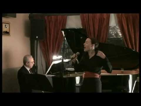 Goodbye pork pie hat (Mingus) - Sante Palumbo & Anita Camarella
