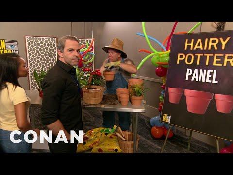 Jordan's Just Ok ConanCon: Hairy Potter Edition