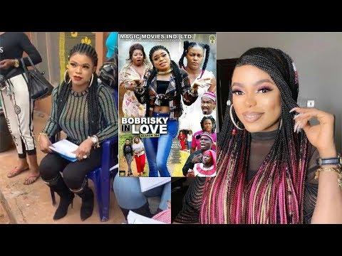 """Bobrisky starring in Nollywood movie """"Bobrisky in Love"""""""