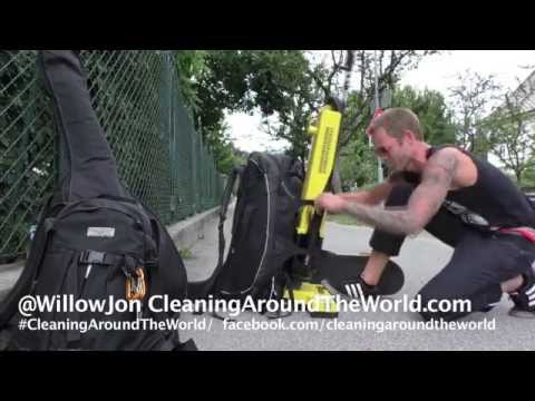 Cleaning Around The World Video Trailer