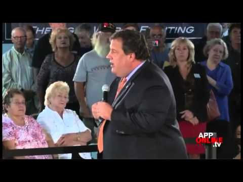 ChrisChristieVideos - Chris Christie - I've Been Nice Up To This Point.