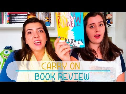 Carry On | Book Review