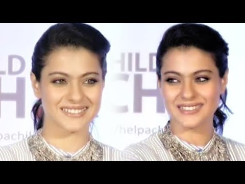 Kajol Supports A Cause