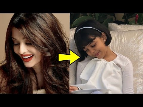 Aaradhya Bachchan has started looking exactly like her mom Aishwarya Rai Bachchan |Omg !Checkout