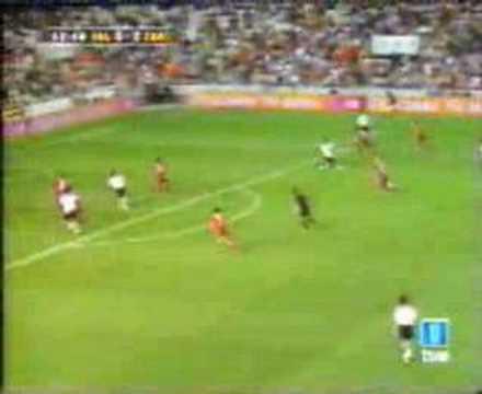 Final Supercopa de España 2004