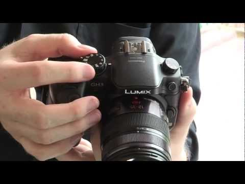 Panasonic GH3 Overview from London Zoo Event