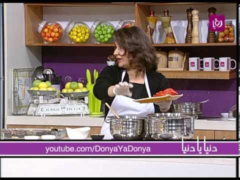آمال الرماحي - البرياني و تبسي البذنجان | Roya