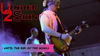 Download Lagu U2 - Until The End Of The World Cover [Live Under Skin Tribute Band] - #5 Mp3