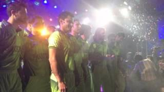 The official unveiling ceremony of the cricket world cup 2015 kit for Team Pakistan. Hit 'like', subscribe, Check out my other videos.