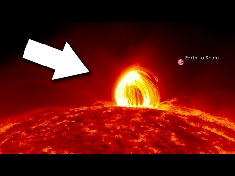 Weather - Visit: http://godaddy.com and use the coupon code 199source at checkout for a $1.99 domain! Restrictions apply. Every second, the sun sends hot plasma gas explosions hurling into space, and...