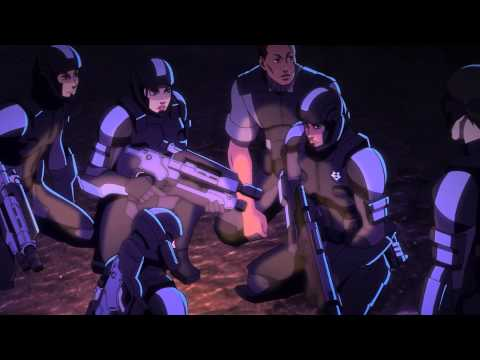 0 Mass Effect Anime   10 Minute Preview