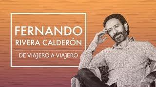 Fernando Rivera Calderón, integrante de la banda Monocordio, músico, conductor, escritor y actor, nos cuenta a fondo su pasión por los viajes, por México y por los desiertos.