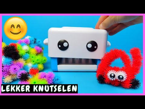 Bunchems Speelset BunchBot uitpakken | Family Toys Collector