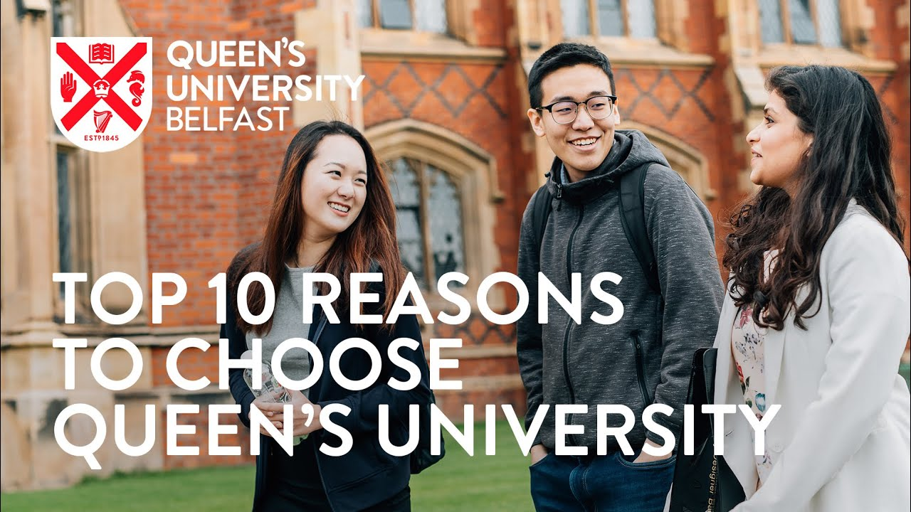 Video Thumbnail: 10 Reasons to Choose Queen's