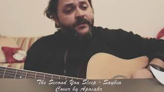 Second you Sleep -  Saybia (Acoustic cover by Apostolos Akriotis)