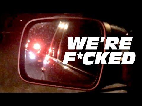 COPS Bust Burnout! SH*T GETS REAL!