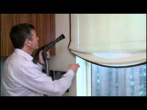 Πως να καθαρίσετε τις κουρτίνες στο σπίτι