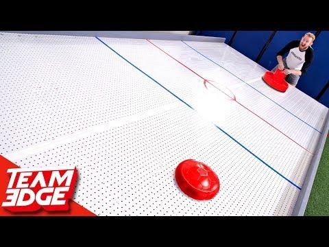 GIANT Air Hockey!!