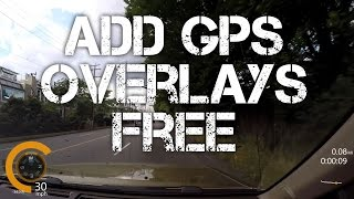 Video Add GPS Data Overlays to GoPro Video For Free! MP3, 3GP, MP4, WEBM, AVI, FLV September 2018