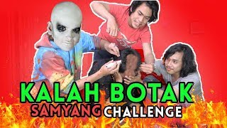 Video KALAH BOTAK! Samyang Challenge EXTREME.. MP3, 3GP, MP4, WEBM, AVI, FLV Maret 2018