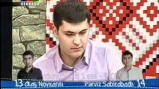 De gelsin 2010 Perviz Sabirabadli - Atash Novxanili - Bizim xalqa meyxana lazimdi
