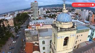 San Salvador de Jujuy en dron