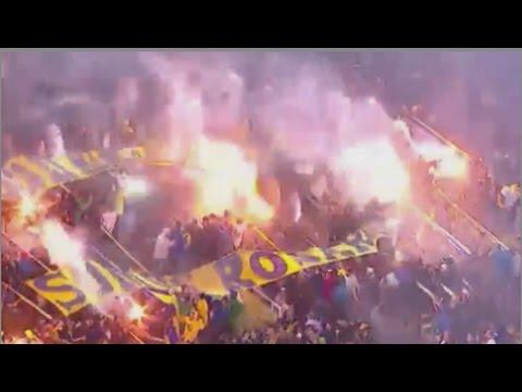 Recibimiento Rosario Central vs Atlético Tucumán - 2017 | InfoAuriazul - Los Guerreros - Rosario Central