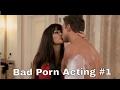 foto Bad porn acting #1 - This isn't a Beach Borwap