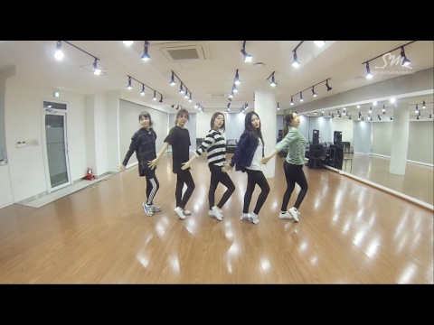 Red Velvet 레드벨벳 - Rookie 안무연습
