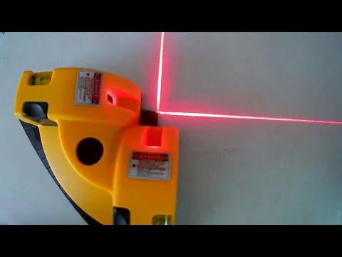 Vertical Horizontal Laser Line/ 90 Degree Angle (GR)