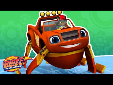 Blaze's BEST Truck Transformations 🌟| Blaze and the Monster Machines