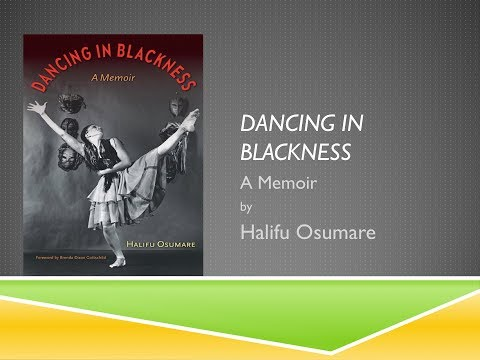 "P-SPAN #616: ""Dancing In Blackness"" Lecture By Halifu Osumare"