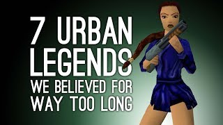 Video 7 Urban Legends We Believed for Way Too Long MP3, 3GP, MP4, WEBM, AVI, FLV Desember 2018