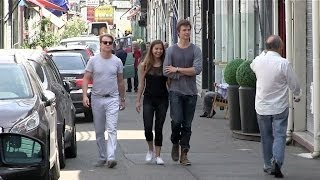 Video EXCLUSIVE - Ansel Elgort and Violette Komyshan at Flea Market in Paris MP3, 3GP, MP4, WEBM, AVI, FLV Januari 2018