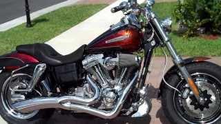 8. 2009 Harley-Davidson FXDFSE CVO Dyna Fat Bob Screamin Eagle ClassicAndMuscleCar.com