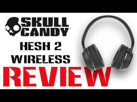 Skullcandy Hesh 2 WIRELESS Bluetooth Headphones Review!
