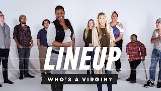 Video People Guess Who's a Virgin from a Group of Strangers | Lineup | Cut MP3, 3GP, MP4, WEBM, AVI, FLV April 2019