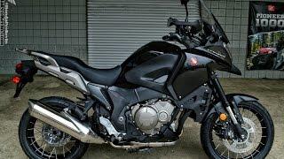 6. 2016 Honda VFR1200X Adventure Motorcycle (CrossTourer) | Review at HondaProKevin.com