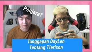 Video TANGGAPAN DAYLEN TENTANG TIERISON | PENJARA? | WKWKWK MP3, 3GP, MP4, WEBM, AVI, FLV November 2018