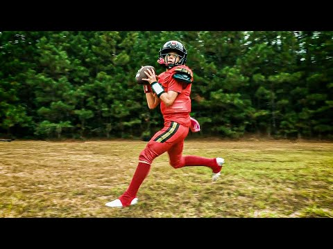 This Kid is Tom Brady 2.0🔥🔥 11U Falcons United QB Hayes Maginnis Youth Football Highlights