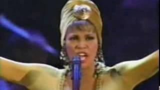 Whitney Houston - I have nothing (South Africa, 1994)