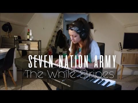 The White Stripes - Seven Nation Army Piano Cover