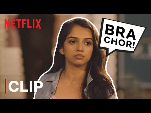 Ahsaas Channa Catches the Bra Chor | Girls Hostel | Netflix India