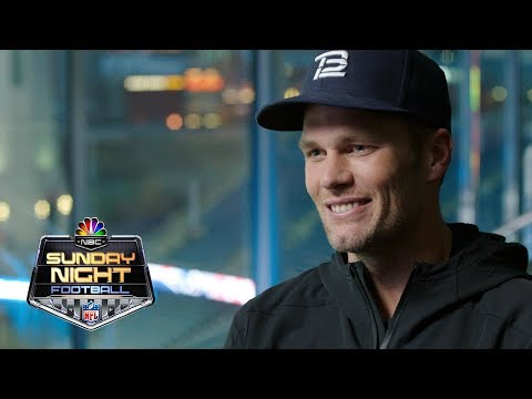 Video: Tom Brady on being labeled the GOAT, Aaron Rodgers I NFL I NBC Sports