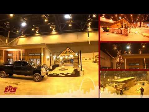 2018 St. Louis Home Show Build